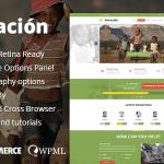 Создать сайт для благотворительной организации Киев веб студия Reaktiv