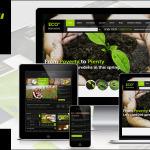 Сайт для экологических проектов
