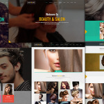 Создание сайтов салонов стиля и красоты