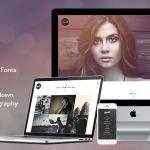 Разработка сайта для музыкантов в Киеве - веб студия Reaktiv