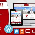 Создать сайт для политической партии