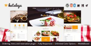 Создание сайта для ресторана и пиццерии