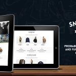 Создание интернет магазина одежды