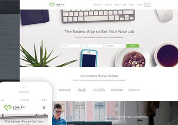 веб сервис портал работы